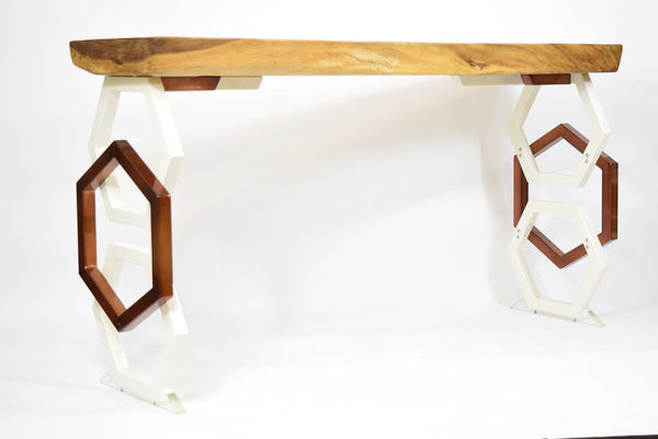 Hexahedra Modern Console Table