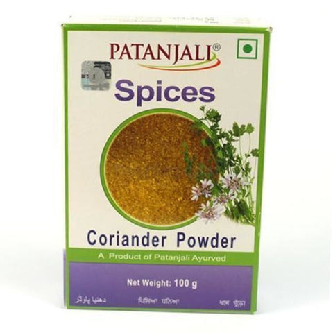Buy Patanjali Dhania Powder 100g online for USD 8.7 at alldesineeds