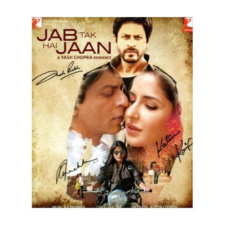 Buy Jab Tak Hai Jaan : Bollywood BLURAY DVD online for USD 9.99 at alldesineeds