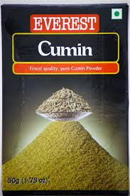 Buy Everest Cumin powder 3.5 oz (100 gms) online for USD 4.7 at alldesineeds
