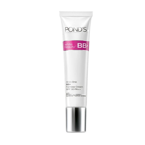 Buy Ponds White Beauty BB+ SPF 30 Fairness Cream 18 gms online for USD 6.1 at alldesineeds