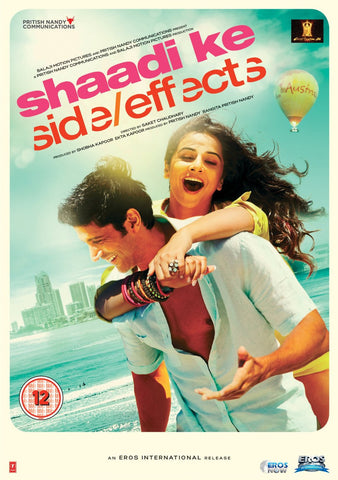 Buy Shaadi Ke Side Effects : Bollywood DVD online for USD 11 at alldesineeds