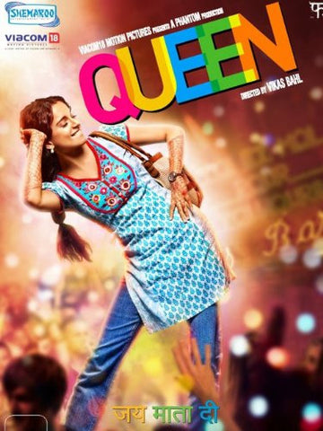 Buy Queen : Bollywood BLURAY DVD online for USD 11.25 at alldesineeds