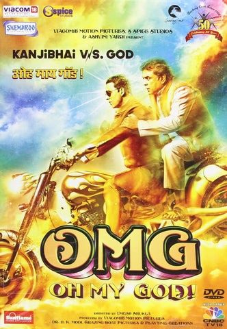 Buy OMG Oh My God : Bollywood DVD online for USD 8.99 at alldesineeds