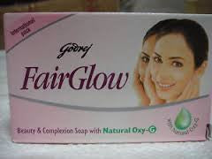 Buy Godrej FairGlow Soap 4 X 100 gms (set of 4 soaps) online for USD 13.2 at alldesineeds
