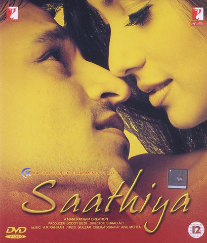Buy Saathiya : Bollywood DVD online for USD 8.99 at alldesineeds