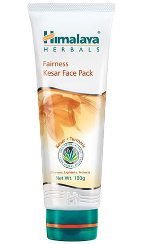 Buy 2 x Himalaya Fairness Kesar Fairness Face Pack 100 gms online for USD 13.9 at alldesineeds