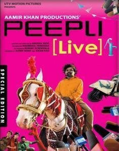 Buy Peepli Live : Bollywood BLURAY DVD online for USD 9.99 at alldesineeds