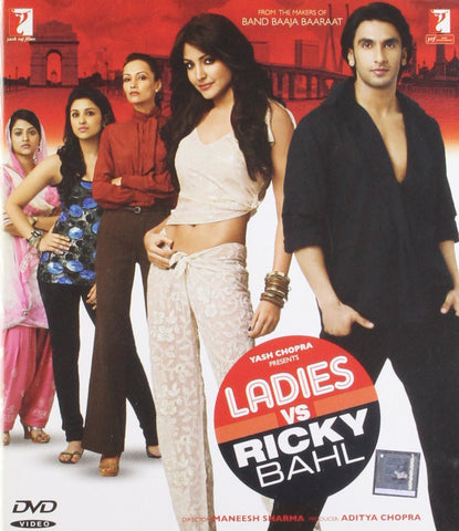 Buy Ladies vs Ricky Bahl : Bollywood BLURAY DVD online for USD 11.25 at alldesineeds