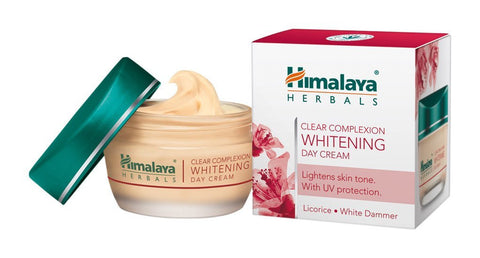 Buy 2 x Himalaya Clear Complexion Whitening Day Cream 50 gms each online for USD 13.99 at alldesineeds