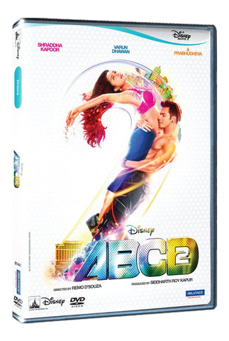 Buy ABCD 2 : Bollywood BLURAY DVD online for USD 9.99 at alldesineeds