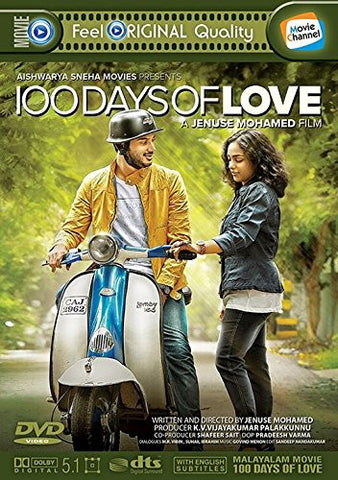 Buy 100 Days of Love: Malyalam DVD online for USD 9 at alldesineeds