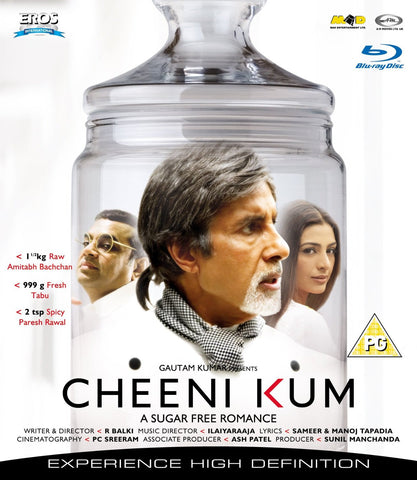 Buy Cheeni Kum : Bollywood BLURAY DVD online for USD 11.25 at alldesineeds
