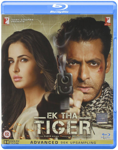 Buy Ek Tha Tiger : Bollywood BLURAY DVD online for USD 9.99 at alldesineeds