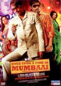 Buy Once Upon a Time in Mumbai: Bollywood DVD online for USD 9.99 at alldesineeds