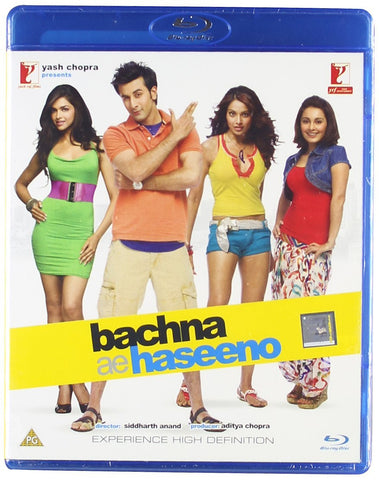 Buy Bachna Ae Haseeno: Bollywood DVD online for USD 9.45 at alldesineeds