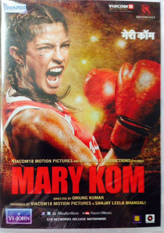 Buy Mary Kom : Bollywood DVD online for USD 11 at alldesineeds