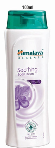 Buy 2 x Himalaya Soothing Body Lotion 100ml each online for USD 9.99 at alldesineeds