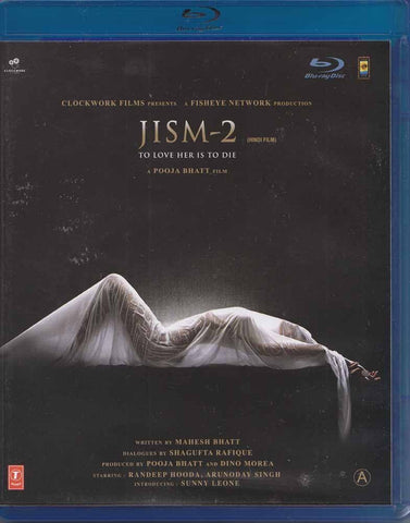 Buy Jism 2 : Bollywood DVD online for USD 8.99 at alldesineeds