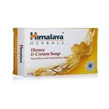 Buy 2 x Himalaya Honey & Cream Soap 125gms each online for USD 9.99 at alldesineeds