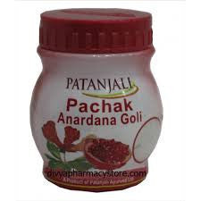 2 x Patanjali Divya Anardana Goli 100 gm (Total 200 gms) - alldesineeds