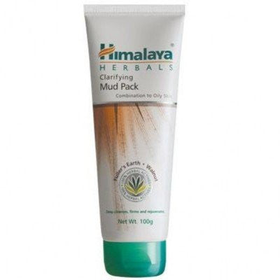 Buy 2 x Himalaya Oil Clear Mud Face Pack 100gms each online for USD 14.8 at alldesineeds