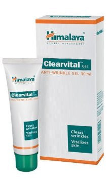 Buy 2 x Himalaya Herbal Clearvital Anti Wrinkle Cream 30ml online for USD 8.99 at alldesineeds