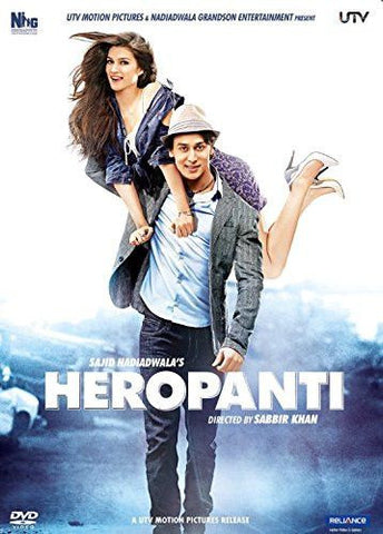 Buy Heropanti : Bollywood BLURAY DVD online for USD 11.25 at alldesineeds