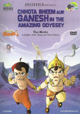 Buy Chhota Bheem Aur Ganesh In The Amazing Odyssey Tamil DVD online for USD 9 at alldesineeds