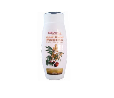 Buy 2 x Patanjali Kesh Kanti Reetha Hair Shampoo 200ml (Total 400 ml) online for USD 14.99 at alldesineeds