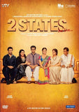 Buy 2 States : Bollywood BLURAY DVD online for USD 13.5 at alldesineeds