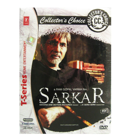 Buy Sarkar : Bollywood DVD online for USD 8.1 at alldesineeds