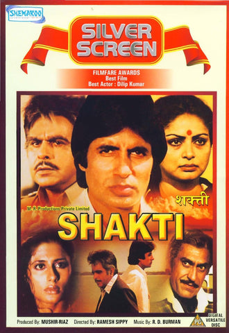 Buy Shakti : Bollywood DVD online for USD 8.99 at alldesineeds