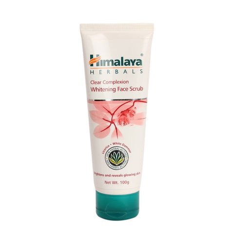Buy 2 x Himalaya Clear Complexion Whitening Face Scrub 100gms each online for USD 14.99 at alldesineeds