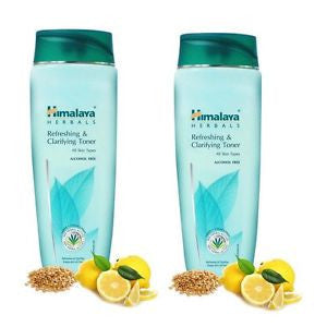 Buy 2 pack X Himalaya Refreshing & Clarifying Toner 100 ml each online for USD 11.45 at alldesineeds