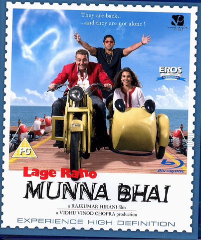 Buy Lage Raho Munna Bhai : Bollywood BLURAY DVD online for USD 9.99 at alldesineeds