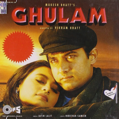 Buy Ghulam : Bollywood BLURAY DVD online for USD 11.25 at alldesineeds