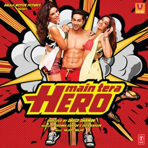 Buy Main Tera Hero : Bollywood DVD online for USD 11 at alldesineeds