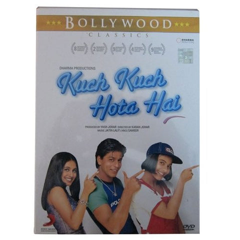 Buy Kuch kuch hota hai: Bollywood DVD online for USD 8.99 at alldesineeds