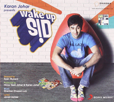 Buy Wake Up Sid : Bollywood BLURAY DVD online for USD 11.25 at alldesineeds