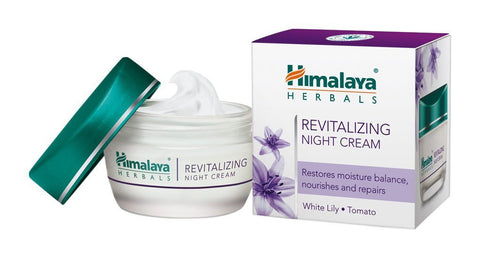 Buy 2 x Himalaya Herbals Revitalizing Night Cream 50gms each online for USD 13.99 at alldesineeds