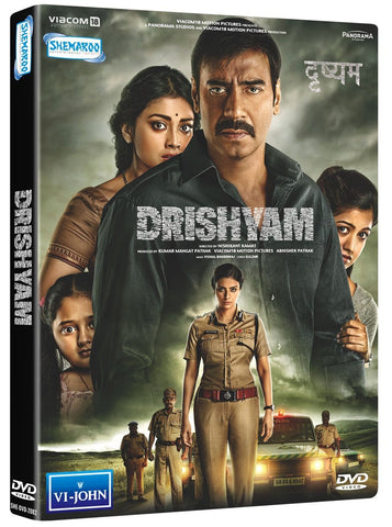 Buy Drishyam: Bollywood BLURAY DVD online for USD 9.99 at alldesineeds
