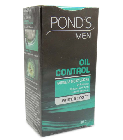 Ponds Men Oil Control Fairness Moisturizer 40 gms - alldesineeds