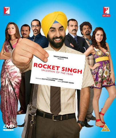 Buy Rocket Singh Salesman Of The Year : Bollywood BLURAY DVD online for USD 9.99 at alldesineeds