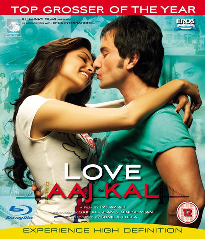 Buy Love Aaj Kal : Bollywood DVD online for USD 8.99 at alldesineeds