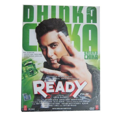 Buy Ready : Bollywood BLURAY DVD online for USD 9.99 at alldesineeds