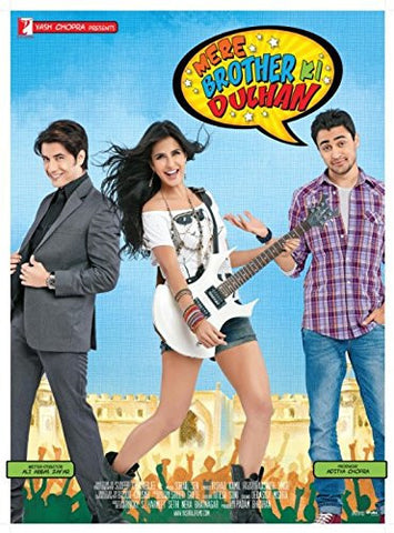 Buy Mere Brother Ki Dulhan : Bollywood BLURAY DVD online for USD 9.99 at alldesineeds