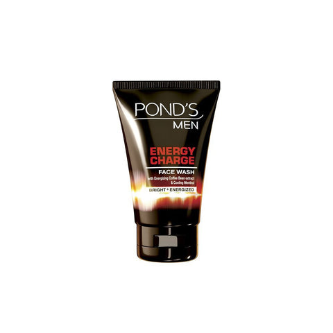 Buy Ponds Men Energy Charge Bright + Energized Face Wash 100 gms online for USD 9.99 at alldesineeds