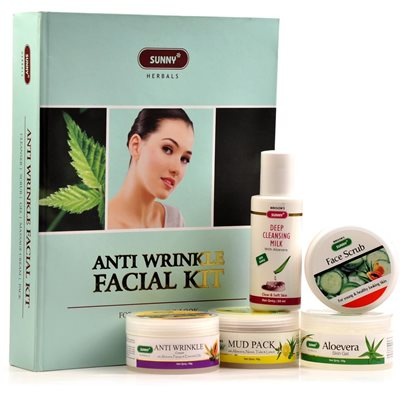 Buy Baksons Anti Wrinkle Facial Kit (1Pack) online for USD 29 at alldesineeds