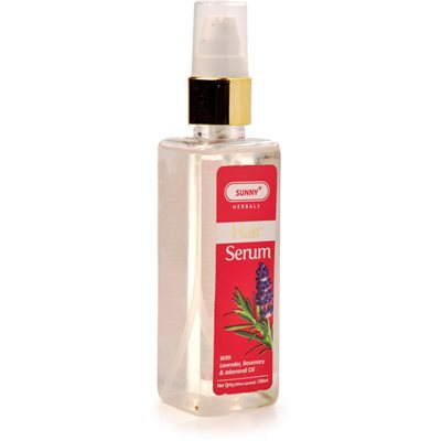 Buy Baksons Hair Serum With Lavender, Rosemary & Jaborandi Oil (100ml) online for USD 12 at alldesineeds